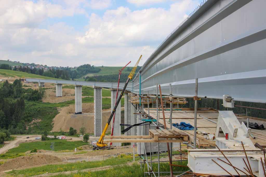 Dialničný-most-Skalite-Oceľová-časť-dialnice-Dialnica-zo-železa-Promont-s.r.o.